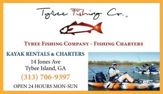Kayak Rentals & Charters
